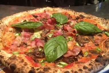 Ferro Bar Cafe Toronto pizza power rank