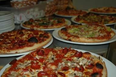 Vesuvio Toronto pizza power rank