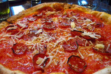 Queen Margherita Pizza Toronto pizza power rank