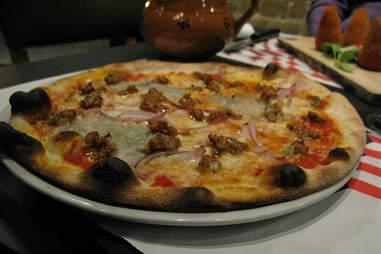 Terroni Toronto pizza power rank