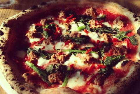 Pizzeria Libretto Toronto pizza power rank