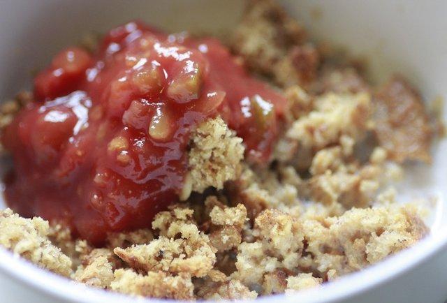 We made Velveeta recipes with BelVita, and it was gross