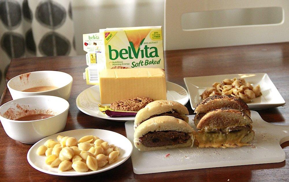 Belvita Breakfast Biscuits Review Preparing Velveeta