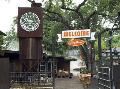 Uncle Billy's in Austin