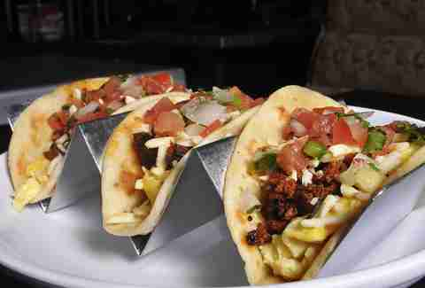 The Rockhouse vegas taco