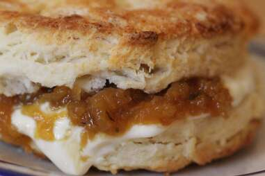 Empire Biscuit - Creole Cream Cheese