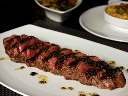 Red, The Steakhouse Filet Mignon