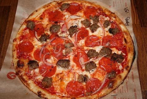 Blaze Pizza Detroit