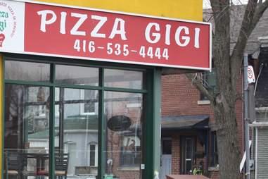 Pizza Gigi Toronto pizza power rank