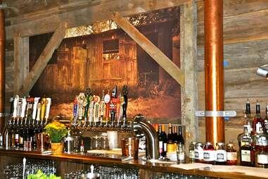 Copperwood Tavern Cabin Bars Washington DC