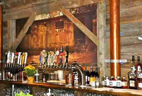 Copperwood Tavern Cabin Bars Washington DC