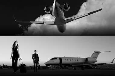 BlackJet planes