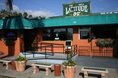 Latitude 32 Pacific Beach Bars San Diego