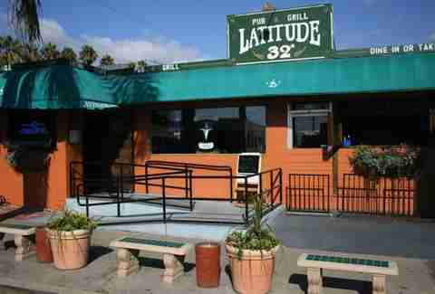 Latitude 32 Pacific Beach Bars San Diego