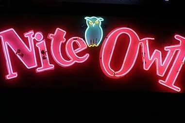 Nite Owl Pacific Beach Bars San Diego