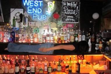 London's West End Pacific Beach Bars San Diego