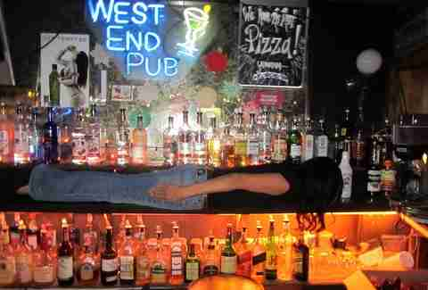 London's West End Pacific Beach Bars San Diego