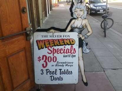 The Silver Fox San Diego