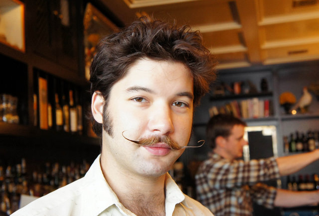 Behind the Bar: What\'s the deal with bartender mustaches?
