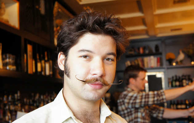 Behind the Bar: What's the deal with bartender mustaches?