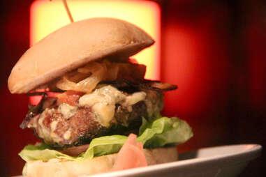 Tavern Bacon Burger