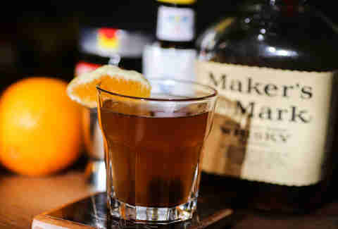 warm old fashioned