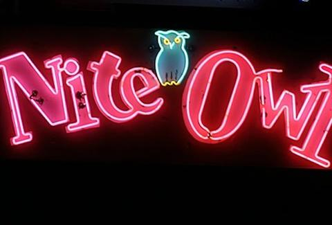 Nite Owl Cocktail Lounge San Diego