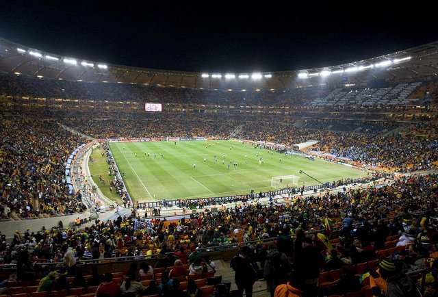 The world\'s best soccer stadiums