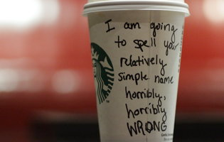 Misspelled Names On Starbucks Cups Hilariously