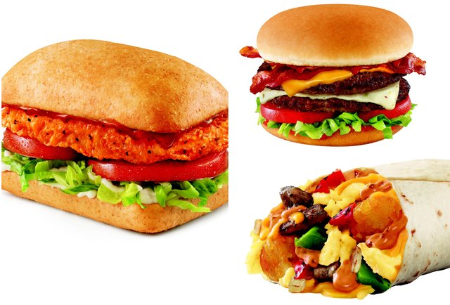 The newest, pretzel-bun-iest fast-food items you need to eat now