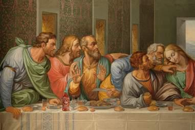 The Last Supper Sriracha