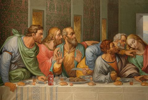The Last Supper Sriracha