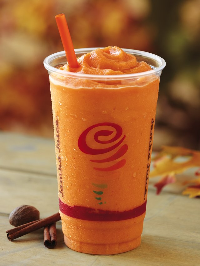 Jamba Juice Pumpkin Smash Smoothie