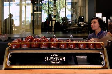 Stumptown, Los Angeles