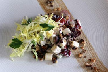 Waldorf salad at The Dawson in West Loop