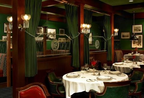 Pacific Dining Car LA