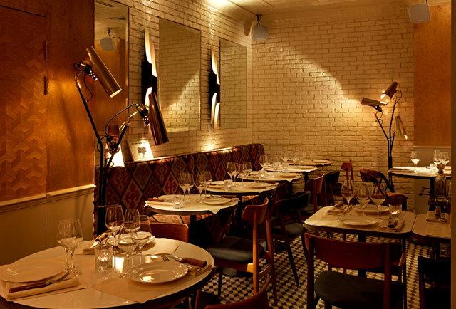 The Paris steakhouse power rank