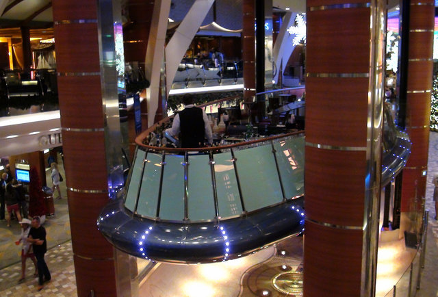 Eight seriously tricked-out elevators
