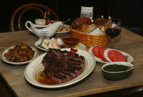 Peter Luger nyc