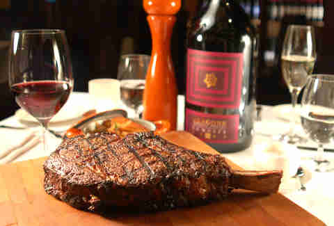 Carnevino steak las vegas
