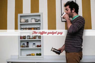 coffee gadget guy