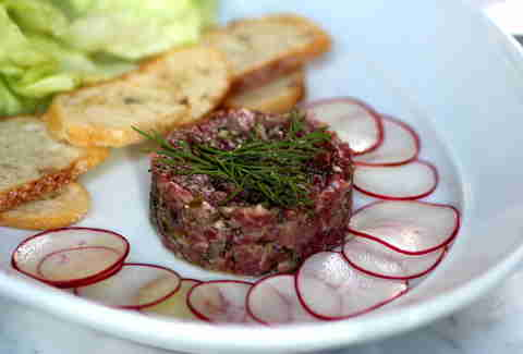Tartare at The Cavalier