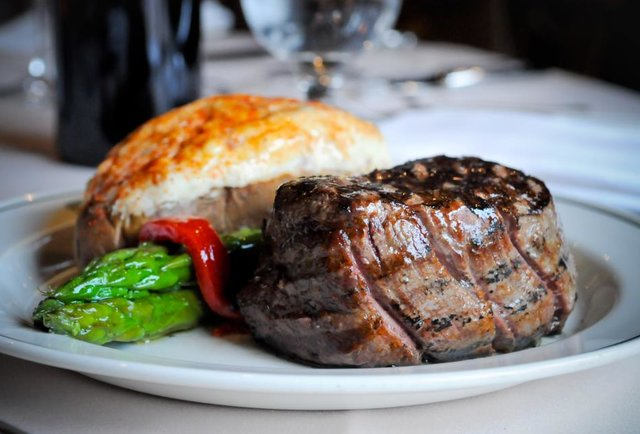 The Montreal steakhouse power rank