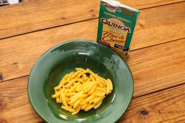 Quinoa mac and cheese