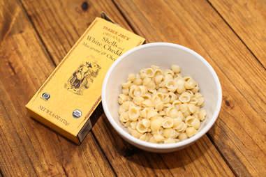 Trader Joe's mac and cheese