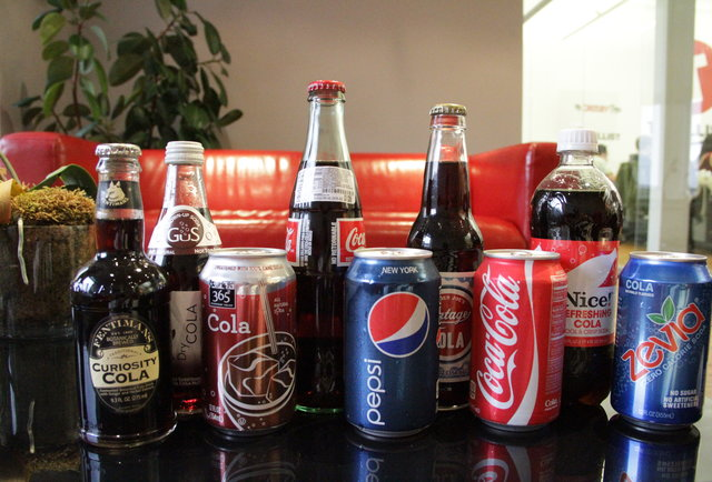Best Sodas Ranking 9 Classic Colas From Mexican Coke To