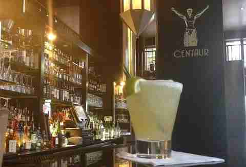 Centaur Bar Best Cocktail Bars Detroit