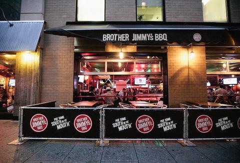 Brother Jimmy's BBQ NYC