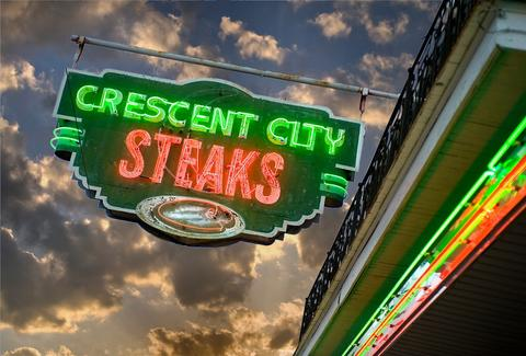 Crescent City Steakhouse NOLA