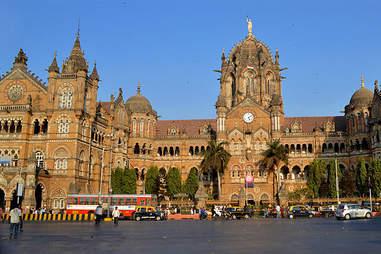 Chhatrapati Shivaji, Mumbai